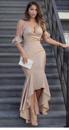 Spaghetti Straps Bridesmaid Bridesmaid, Mermaid High Low Cheap Modest Prom Dresses , – African Fashion Dresses - African Styles for Ladies Modest Dresses, Trendy Dresses, Sexy Dresses, Beautiful Dresses, Dress Outfits, Evening Dresses, Casual Dresses, Short Dresses, Fashion Dresses
