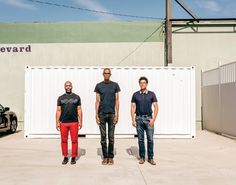 How Theaster Gates, Mark Bradford and Rick Lowe are changing what art can — and should — do for the world.