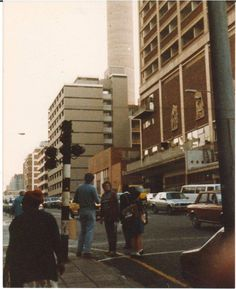 Hillbrow, Claim Street, looking north