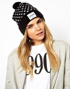 2013 Fall   Winter wool hats for girls . Ganni Ninka Knitted Beanie Hat   wool 720fa0c485d7