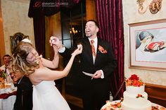 Jennifer Childress Photography | Hotel Fiesole | Associate Photographer | Skippack, PA | Wedding | Enchanted Florist | Bride and Groom | Wedding Cake            www.jennchildress.com