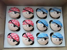 "Pirate cup cakes in ""Cupcakes!"" — Photo 1 of 1"