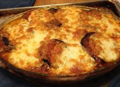 Stroud Is All Over the Place: Eggplant, Beef, Tomato, and Mushroom Casserole Quiche Muffins, Mushroom Casserole, Hungarian Recipes, Hungarian Food, Eggplant, Macaroni And Cheese, Bacon, Stuffed Mushrooms, Salad
