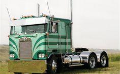 Cool Semi-Trucks   Custom Semi Truck