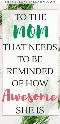 Motherhood is more than diapers and laundry.I actually think I'm a pretty awesome mom and here are 4 reasons that you can rest assured that you're an awesome mama too.Motherhood, Parenting Advice, Advice For Moms, Mom Humor, Mom Blogger, Parenting, Parenting Advice, Parenting Tips