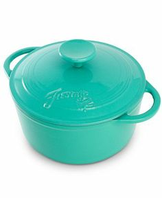 Love this turquoise dutch oven http://rstyle.me/~1i53t