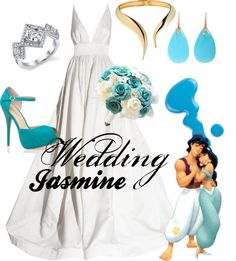 A fashion look from July 2012 featuring turquoise jewelry, Giuseppe Zanotti and Jack Wills. Browse and shop related looks. Princess Inspired Outfits, Disney Princess Fashion, Disney Inspired Fashion, Character Inspired Outfits, Princess Style, Princess Jasmine, Disney Fashion, Disney Style, Aladdin Wedding
