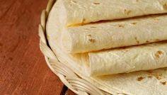 Gluten Free Tortilla Recipes...