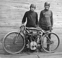 Go to this page for some great old board track racing video.