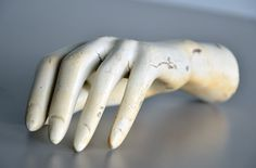 Old Lady Mannequin Hand Part Prop jewelry store display vintage Draw Figure (2) | eBay