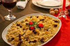 A farofa de natal é um acompanhamento essencial para o seu prato.