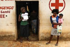 Rural women lead fight against infant mortality in DR Congo