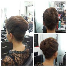 #hair #cabello #upDo #peinado #recogido #hairdresser #hairstylist #estilista #peluquero #Panama #pty #axel #axel04 #picoftheday