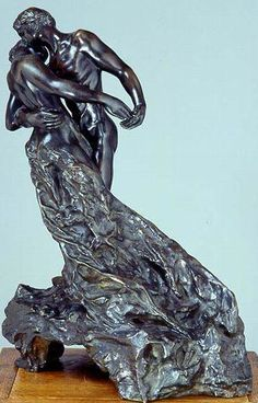 La Valse (The Waltzers) Artist: Camille Claudel ,from Iryna