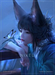 Japonese Girl, Female Character Design, Character Ideas, Fox Art, Superhero Movies, Digital Art Girl, Anime Art Girl, Animes Wallpapers, Female Art