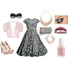 Glamour, created by anysoto on Polyvore
