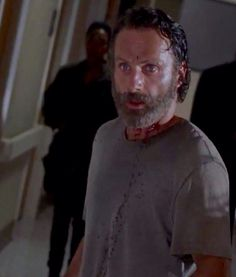 Rick: we came for our people.. clem beth and carol  now return them pls   dawn: fine our two cops aswell