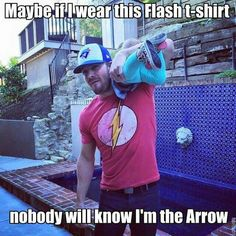 #arrow#arrowmemes#theflash. Stephen and Mavi
