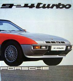 1979 Porsche 924 Turbo