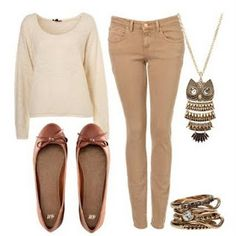 THE BEAUTY CORNER: Back to School/ College Autumn/ Fall outfit ideas!:)