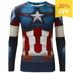 I'm selling Superhero Theme Outfit Shirts for just RM80.00 Like it? Chat with me now WhatsApp 017-9739 864