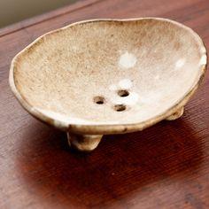 Ceramic Soap Dish | karanote
