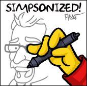Simpsonized by ADN