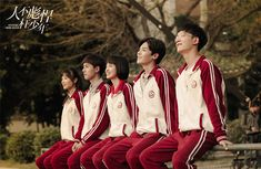 """Chinese Idol Drama """"When We Were Young"""" Airs Finale Series Movies, Hd Movies, Movie Tv, Web Series, Chines Drama, Drama Funny, Chinese Movies, Japanese Drama, Movies Playing"""