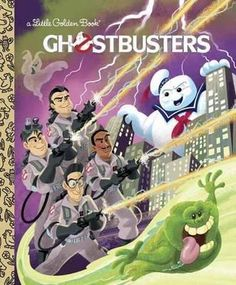Ghostbusters : Little Golden Book
