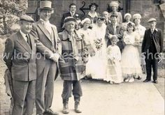 """I have yet to see this episode.  """"Last of the Summer Wine""""  Glenda and Barry's wedding Jan. 1986 - New Year's special"""