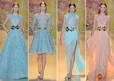 Zuhair Murad Couture Spring/Summer 2014 Collection  #hautecouture #fashion
