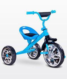 Triciclo infantil York de Toyz-Caretero azul [YORK AZUL] | 39,00€ : La tienda online para tu peke | tienda bebe pekebuba.com