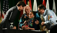 Autumn Peltier, Indigenous Girl Has Been Nominated for a Global Peace Prize for promoting the protection of sacred waters across the world. Teen Words, Water And Sanitation, Climate Action, Global Citizen, Sustainable Development, 13 Year Olds, Along The Way, Color Photography, Climate Change
