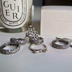 Some of our favorite rings #PANDORAring #PANDORAstyle