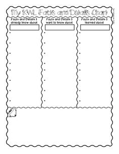 Reading Comprehension Galore! Graphic Organizers, Anchor