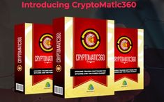 Cryptomatic360 PRO Cryptocurrencies Prediction Software Review - Top Seller Smart Revolutionary Future Predicting Software That Tells You When to Buy or Sell Bitcoin and Other Cryptocurrencies to Profit with It Fast Even Before the Crowd Gets to Know about the Movement