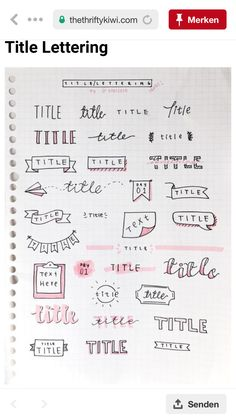 bullet journal ideas \ bullet journal & bullet journal ideas & bullet journal layout & bullet journal inspiration & bullet journal doodles & bullet journal weekly spread & bullet journal ideas layout & bullet journal how to start a Journal D'inspiration, Bullet Journal Headers, Bullet Journal Banner, Journal Fonts, Bullet Journal 2019, Bullet Journal Notebook, Bullet Journal Spread, Bullet Journal Inspiration, Bullet Journals