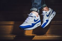 new arrival 3ad36 7e664 On-Foot  Nike Air Max 1 Anniversary