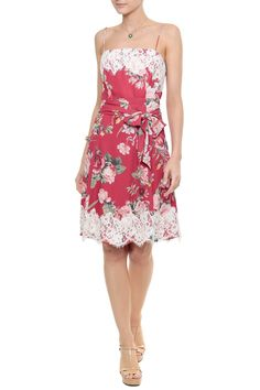 Vestido Floral Thiffany