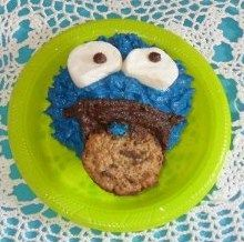 Muffin Cookie Monster