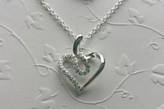 TWISTED HEART SILVER-PLAT... - Forever Yours Home D... | Scott's Marketplace