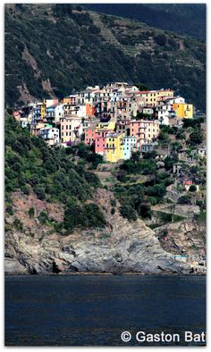 Corniglia, Parco Nazionale delle Cinque Terre, Liguria, Italia