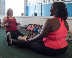 This Photo Collection Shows People Of All Sizes Working Out - SELF