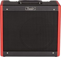 (Limited Supply) Click Image Above: Fender Fsr Blues Jr. Iii Combo Amp Red Nova Two-tone