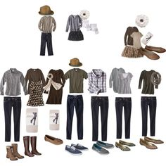 """Family photo wardrobe ideas 2"" by mbuda on Polyvore"