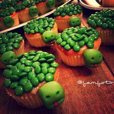 own design; #turtle #treats #kids eigen ontwerp: #schildpad #traktatie