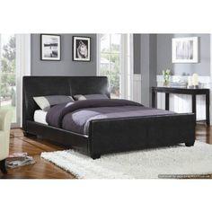Lancaster Bed Black