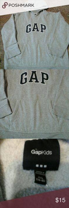 Almost new pullover hoodie by Gap sz xxl kids Big kids sweat shirt hoodie GAP Jackets & Coats