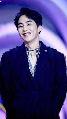 he kinda look's like GD Baekhyun Chanyeol, Kim Minseok Exo, Kai, Kpop Exo, Exo K, Kris Wu, Ko Ko Bop, Xiuchen, Kim Min Seok