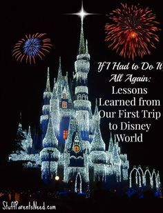 My family of 4 stayed on property at Disney World for a week. Here's what I'd do all over and again, and what I would change next time!